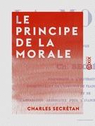 Le Principe de la morale