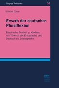 Erwerb der deutschen Pluralflexion