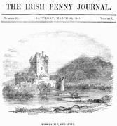 The Irish Penny Journal, Vol. 1 No. 37, March 13, 1841