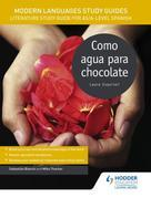 Modern Languages Study Guides: Como agua para chocolate: Literature Study Guide for AS/A-level Spanish
