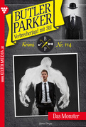 Butler Parker 114 - Kriminalroman