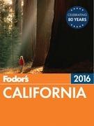 Fodor's California 2016