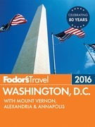 Fodor's Washington, D.C. 2016