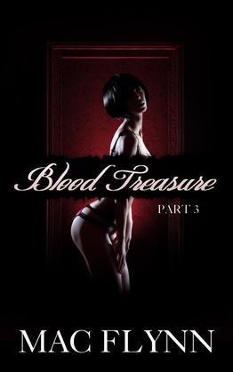 Blood Treasure #3: New Adult Vampire Romance