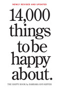 14,000 Things to be Happy About.