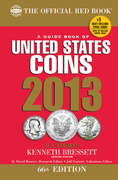 A Guide Book of United States Coins 2013: The Official Red Book