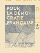 Pour la démocratie française