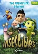 Insectibles 1 - Das Abenteuer beginnt