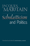 Scholasticism and Politics