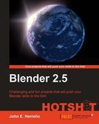 Blender 2.5 HOTSHOT
