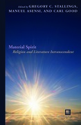 Material Spirit: Religion and Literature Intranscendent