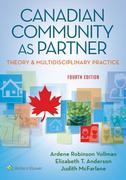 Canadian Community As Partner: Theory & Multidisciplinary Practice