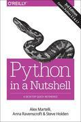 Python in a Nutshell: A Desktop Quick Reference