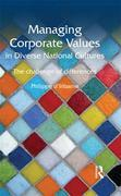 Managing Corporate Values in Diverse National Cultures: The Challenge of Differences
