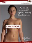Art Models Anastasia005: Figure Drawing Pose Reference