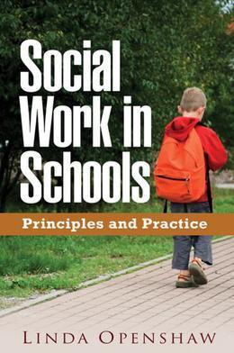Social Work in Schools: Principles and Practice