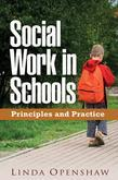 Social Work in Schools: Principles and Practice