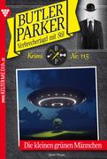 Butler Parker 115 - Kriminalroman