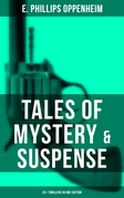 Tales of Mystery & Suspense: 25+ Thrillers in One Edition