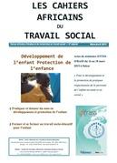 Les cahiers africains du travail social