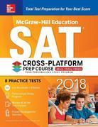 McGraw-Hill Education SAT 2018 Cross-Platform Prep Course