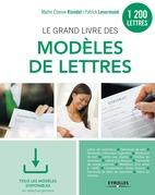 Le grand livre des modèles de lettres