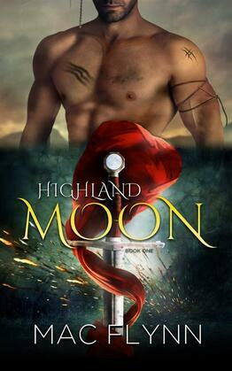 Highland Moon #1: BBW Scottish Werewolf Shifter Romance