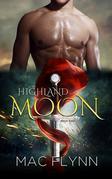 Highland Moon #2: BBW Scottish Werewolf Shifter Romance