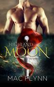 Highland Moon #3: BBW Scottish Werewolf Shifter Romance