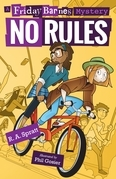 No Rules: A Friday Barnes Mystery