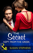 The Secret Kept From The Greek (Mills & Boon Modern) (Secret Heirs of Billionaires, Book 9)