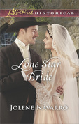 Lone Star Bride (Mills & Boon Love Inspired Historical)