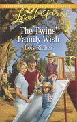 The Twins' Family Wish (Mills & Boon Love Inspired) (Wranglers Ranch, Book 4)