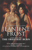 The Sweetest Burn (A Broken Destiny Novel, Book 2)