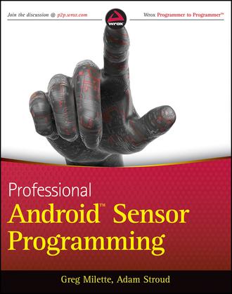Professional Android Sensor Programming
