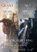 Sorcerer's Ring (Books 8-9)