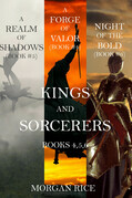 Kings and Sorcerers (Books 4, 5 and 6)