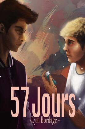 57 jours   Roman gay, livre gay