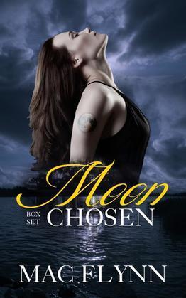 Moon Chosen Box Set: BBW Werewolf Shifter Romance