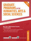 Peterson's Graduate Programs in the Humanities, Arts & Social Sceinces 2012