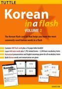 Korean in a Flash Kit Volume 2