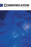 Vol. 28/1 | 2011 - Vol. 28/1 - Communication