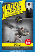 Butler Parker 5er Box 2 - Kriminalroman