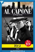 Al Capone 5er Box 2 - Kriminalroman