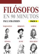 En 90 minutos - Pack Filósofos 3