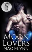 Moon Lovers #5: BBW Werewolf Shifter Romance