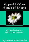 I Appeal To Your Sense Of Shame