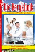 Die Bergklinik 4 - Arztroman
