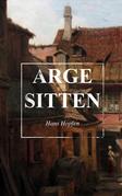 Arge Sitten