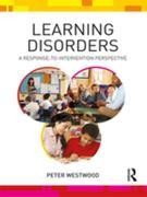 Learning Disorders: A Response-to-Intervention Perspective